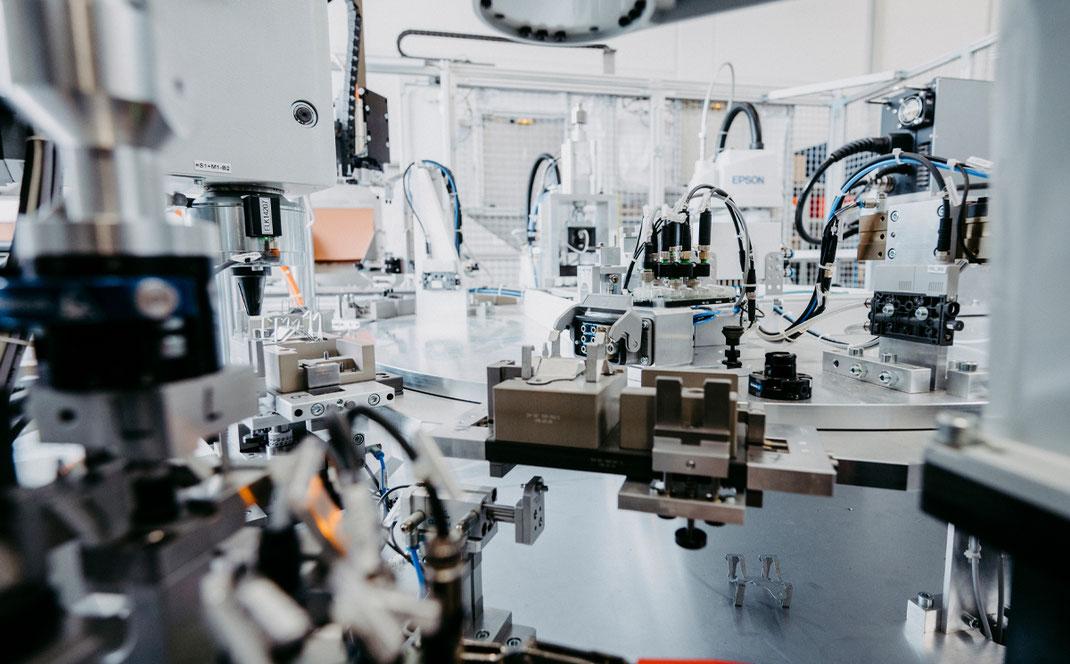 Automation technology Assembly systems