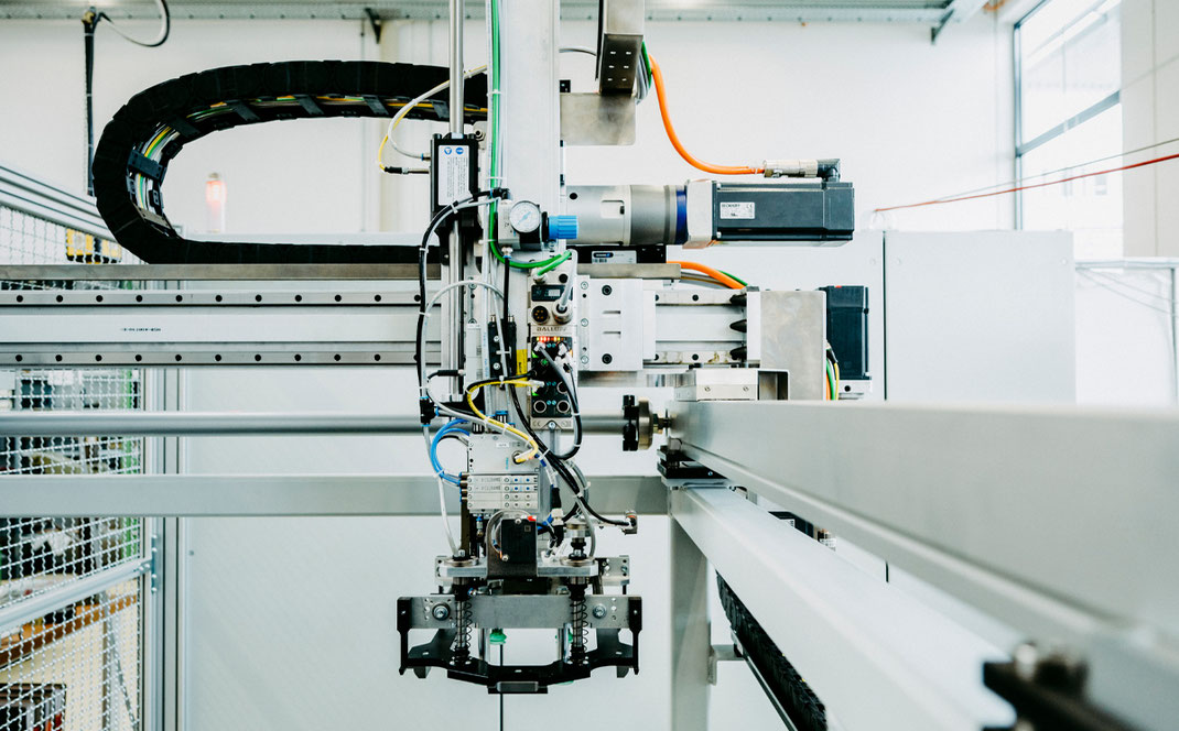 Automation technology Packaging technology
