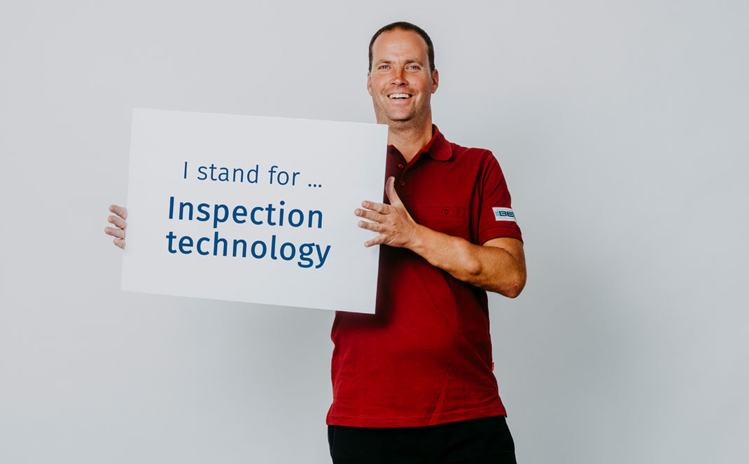 Inspection technology … as practised by the Betz company