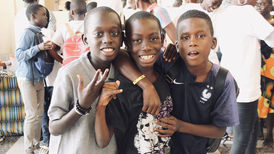 2ème Festival de théâtre 10 SUR 10 au Sénégal, 2020