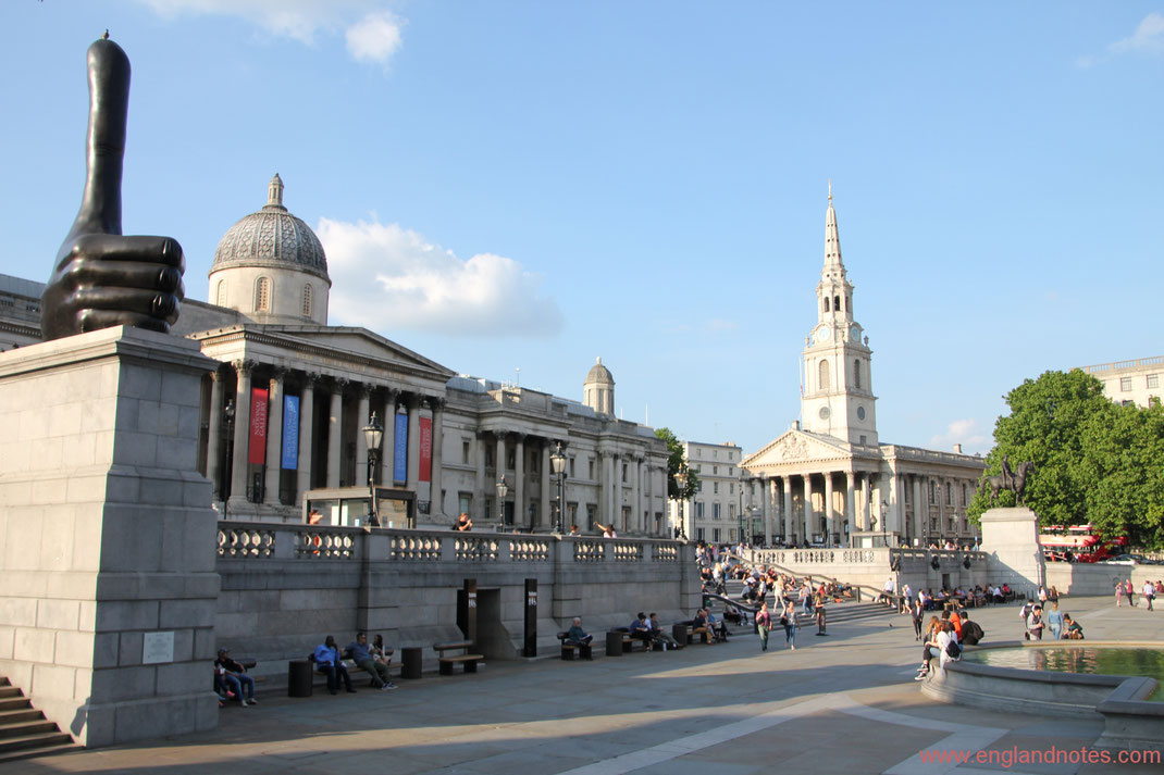 Die 14 besten Galerien in London: National Gallery