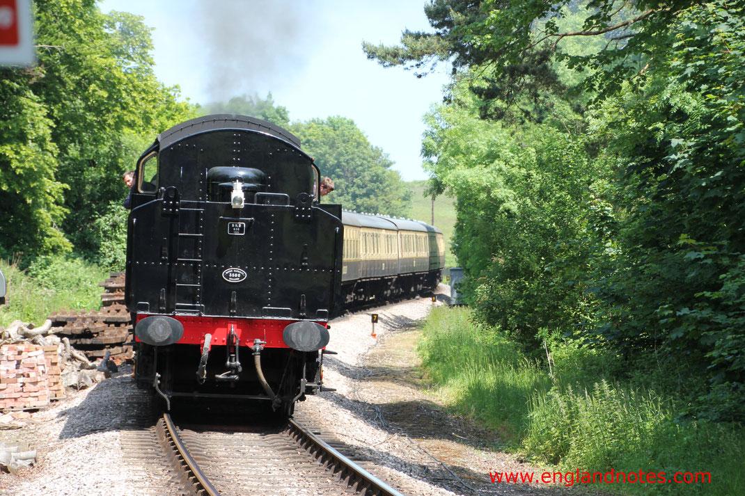 Mit dem Zug durch England reisen