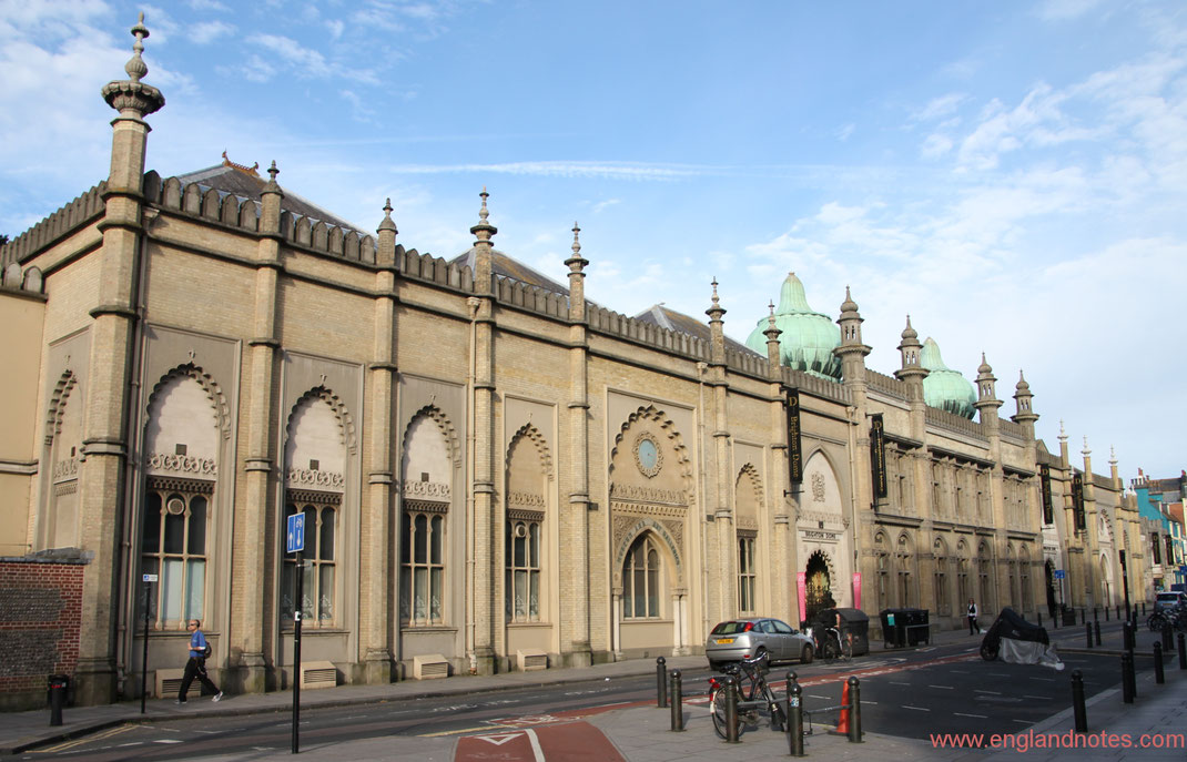Sehenswürdigkeiten und Reisetipps Brighton, England: Brighton Museum & Art Gallery