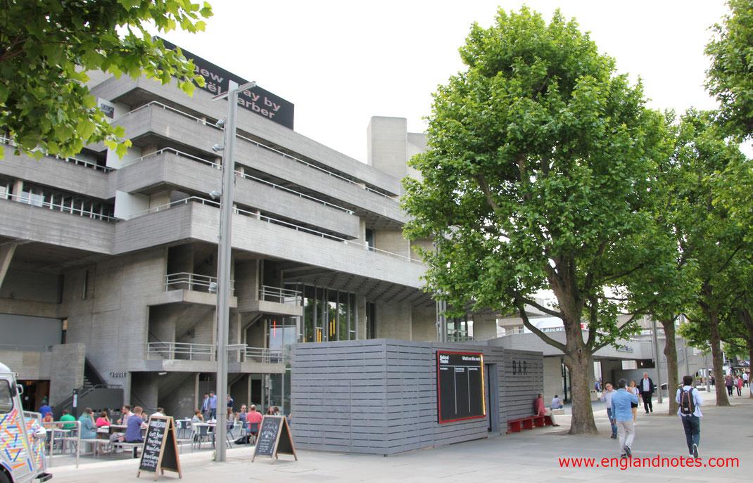 Die besten Tipps rund um Theater, Musical und klassische Konzerte in London: National Theatre im South Bank Centre