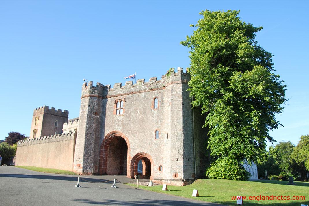 Sehenswürdigkeiten und Reisetipps für Torquay, England: Abtei Torre Abbey in Torquay