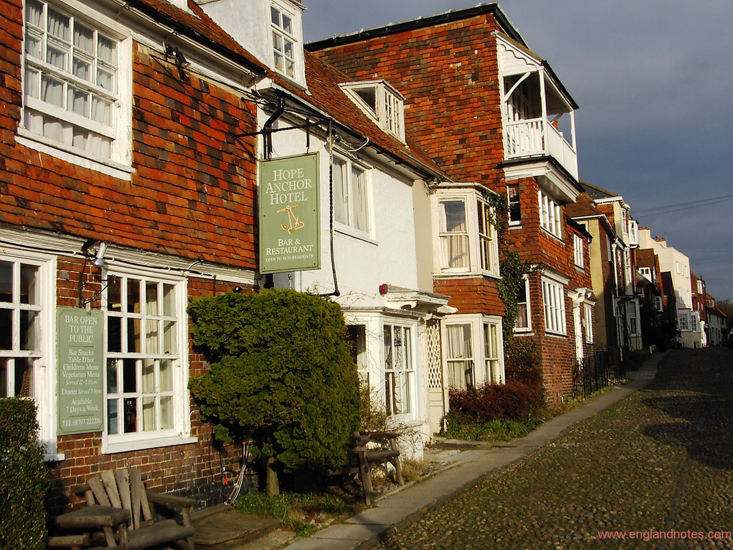 Hotel in Rye, Sussex, England