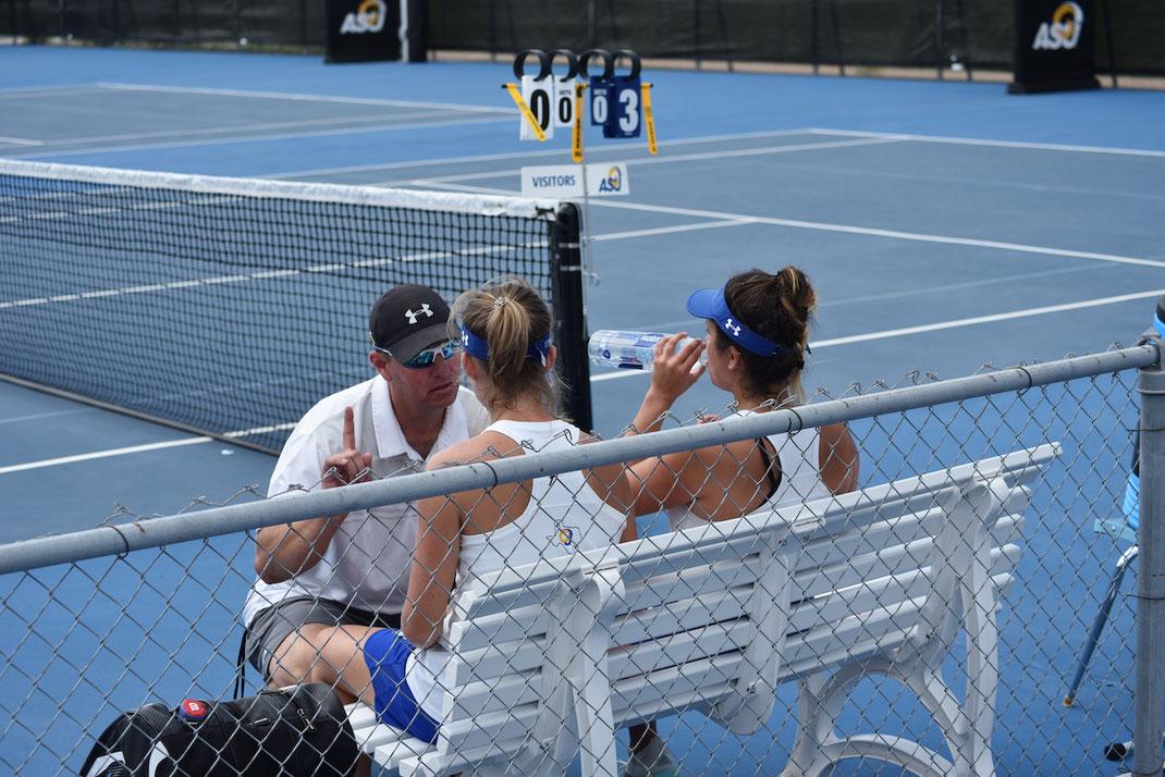 College tennis ASU