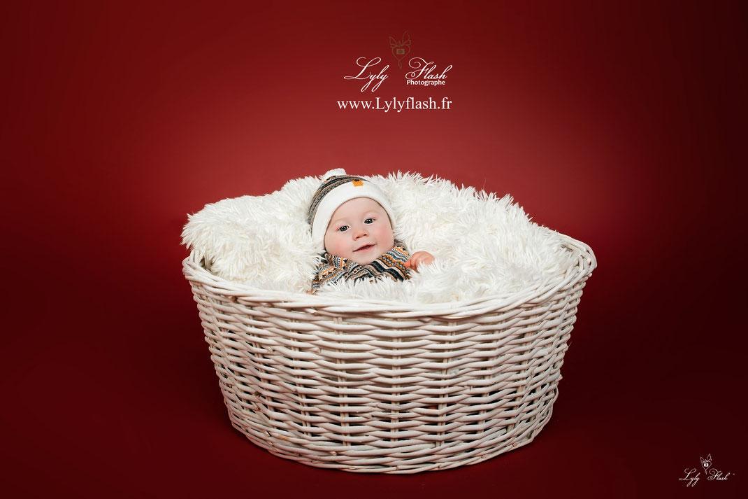 photographe bébé photo hyères