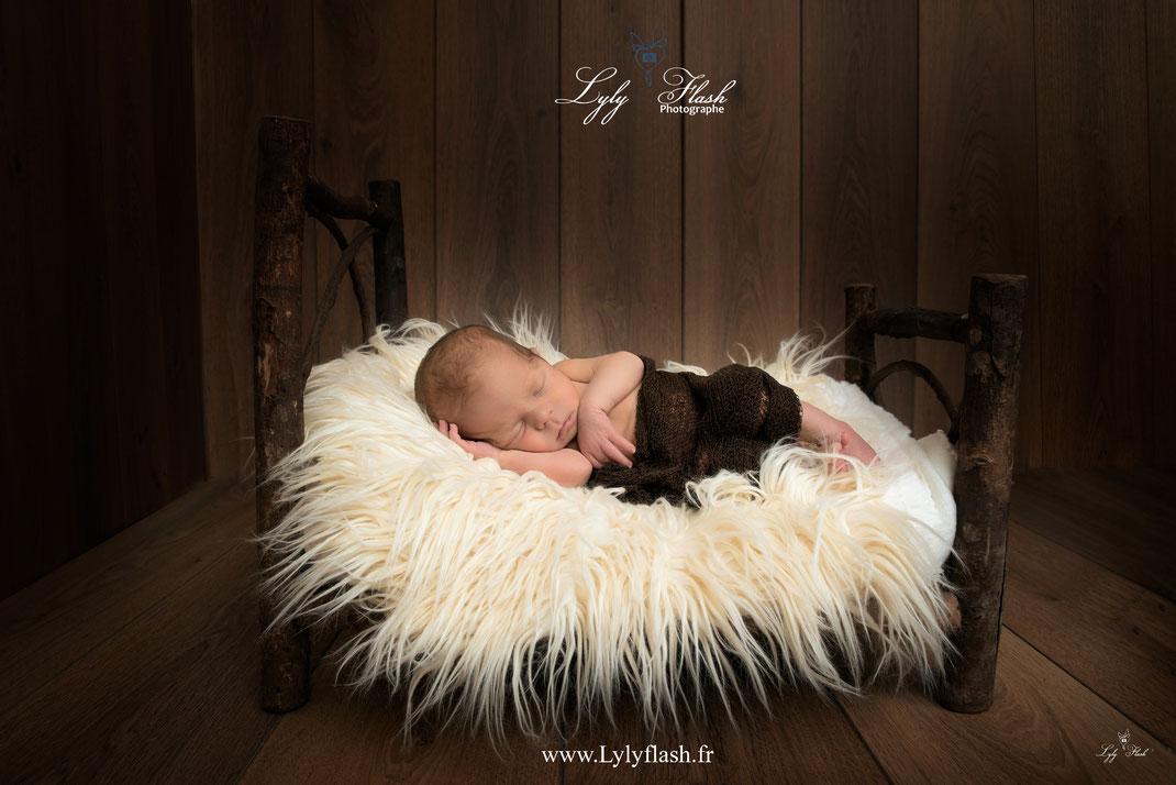photo sanary bébé naissance nouveau-né