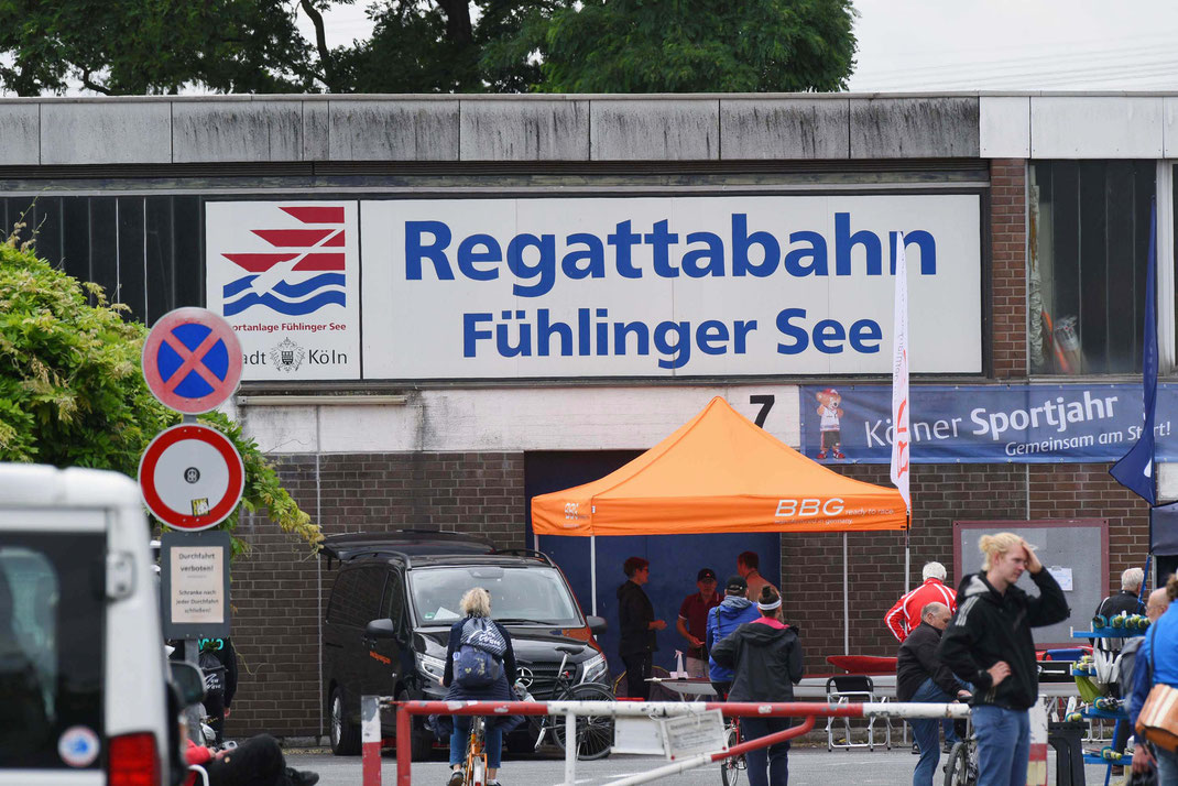Der letzte Meisterschaftstag in Köln startet aus Hanauer Sicht bereits um 9:04 Uhr. Foto: 2000meter.de
