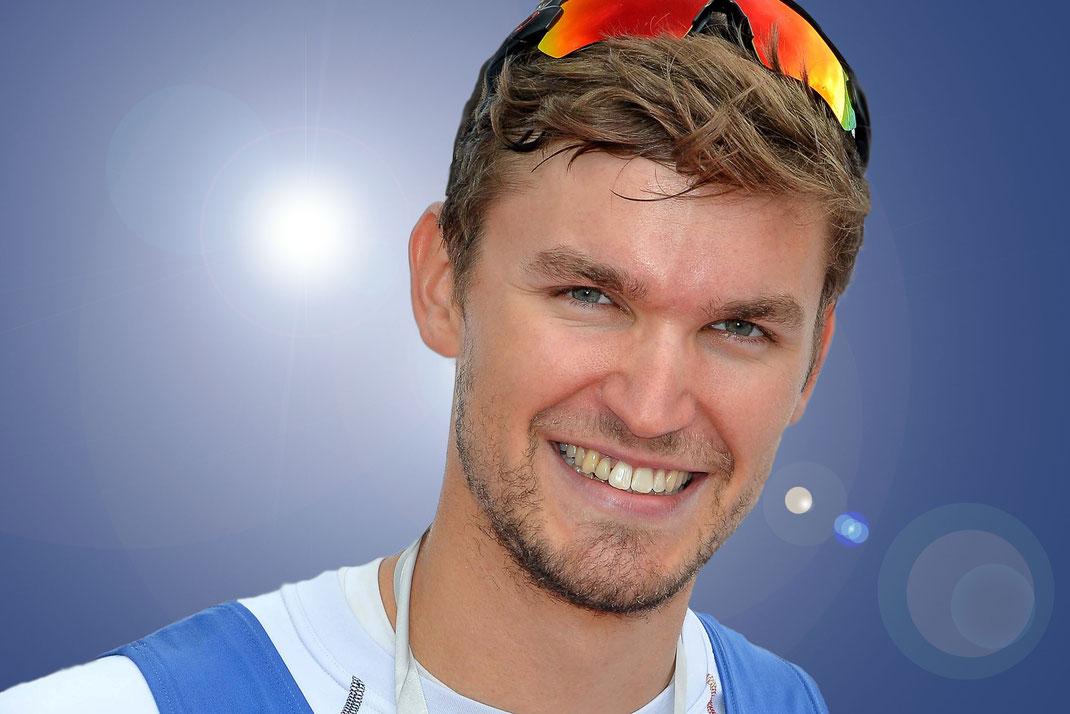 Johannes Lotz gehört erneut zu den Sportstipendiaten 2019. Foto: 2000meter.de
