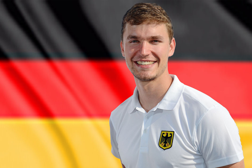 Johannes Lotz peilt bei der Deutschen Meisterschaft die Qualifikation für seine fünfte WM-Teilnahme in Folge an. Foto: 2000meter.de