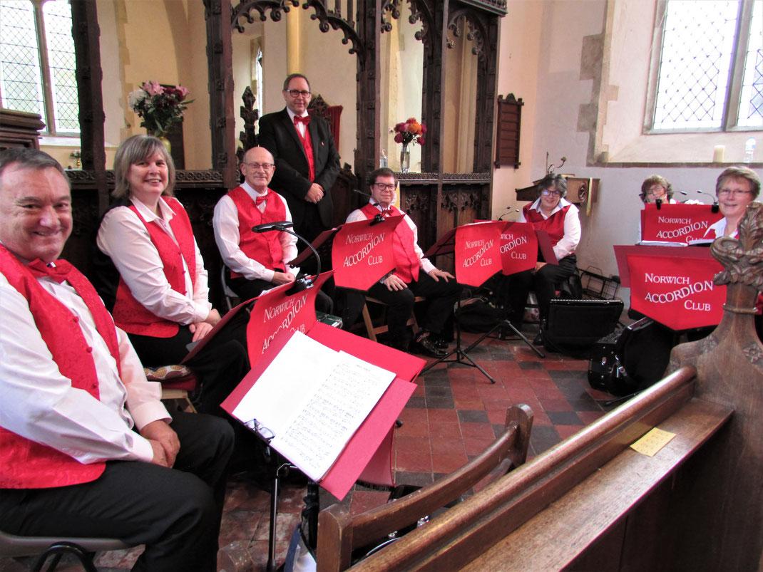 Norwich Accordion Band