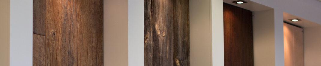 Kom naar onze showroom in Amsterdam voor een groot assortiment aan houten vloer