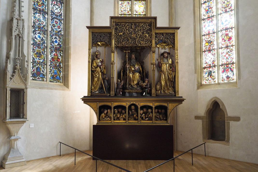 Colmar - Musée Unterlinden - Isenheimer Altar
