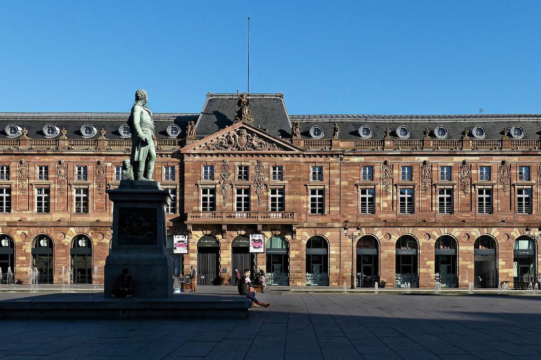 Strassburg - Place Kléber
