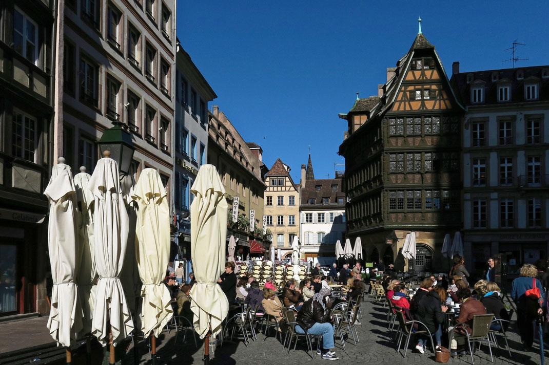 Strassburg - Maison Kammerzell