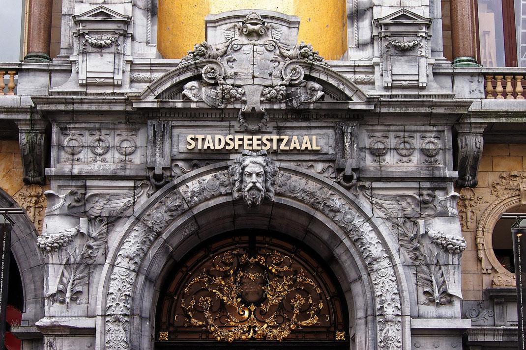 Antwerpen - Stadsfeestzaal