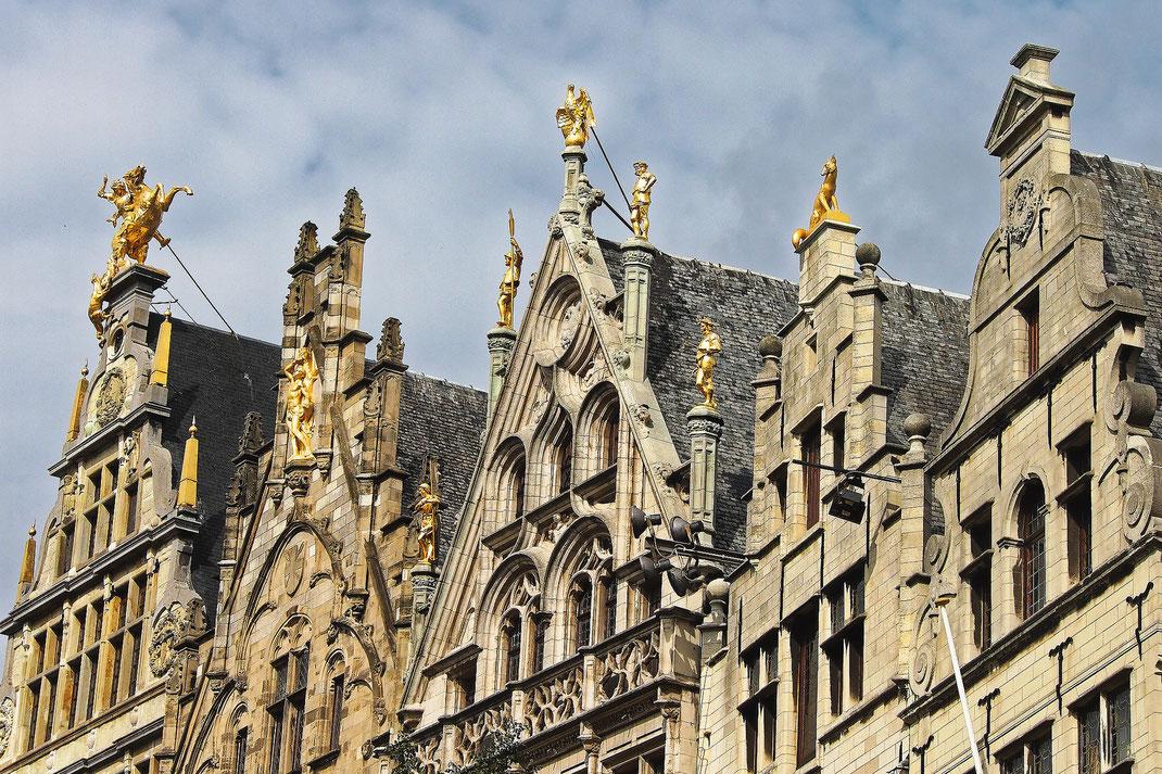 Antwerpen - Grote Markt