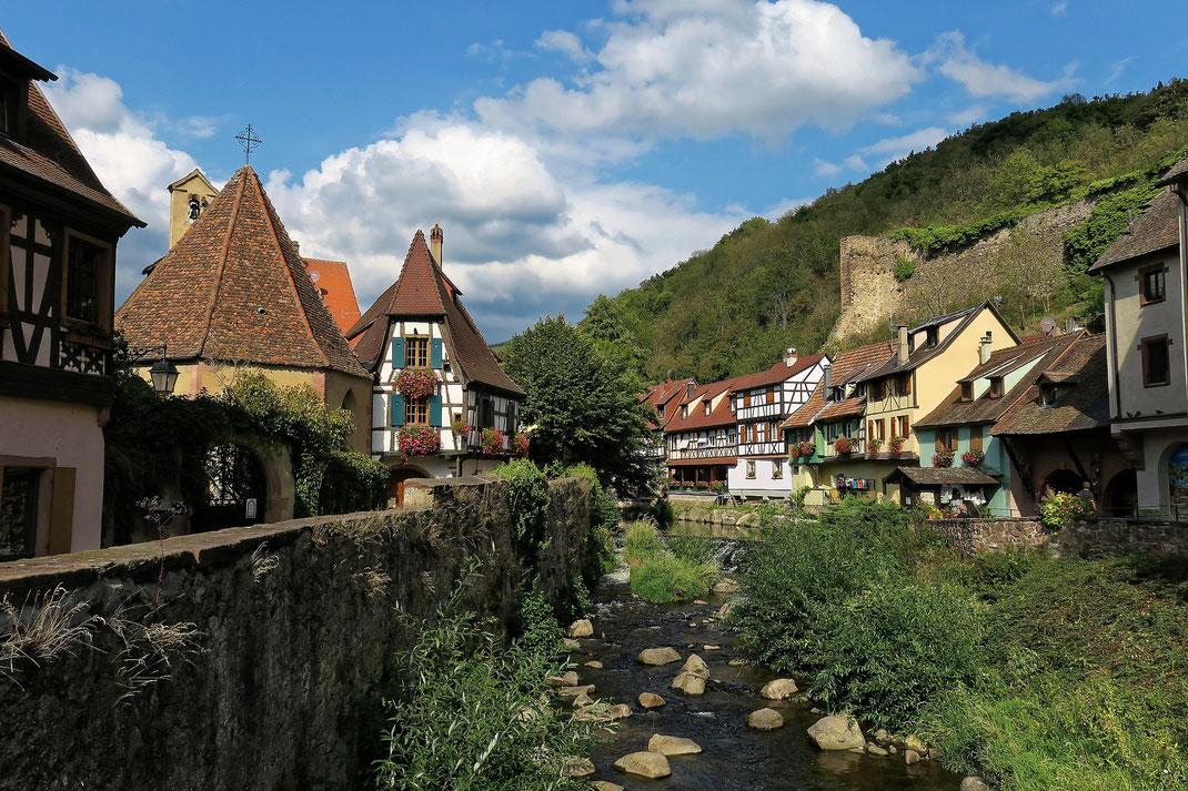 Elsass - Kaysersberg