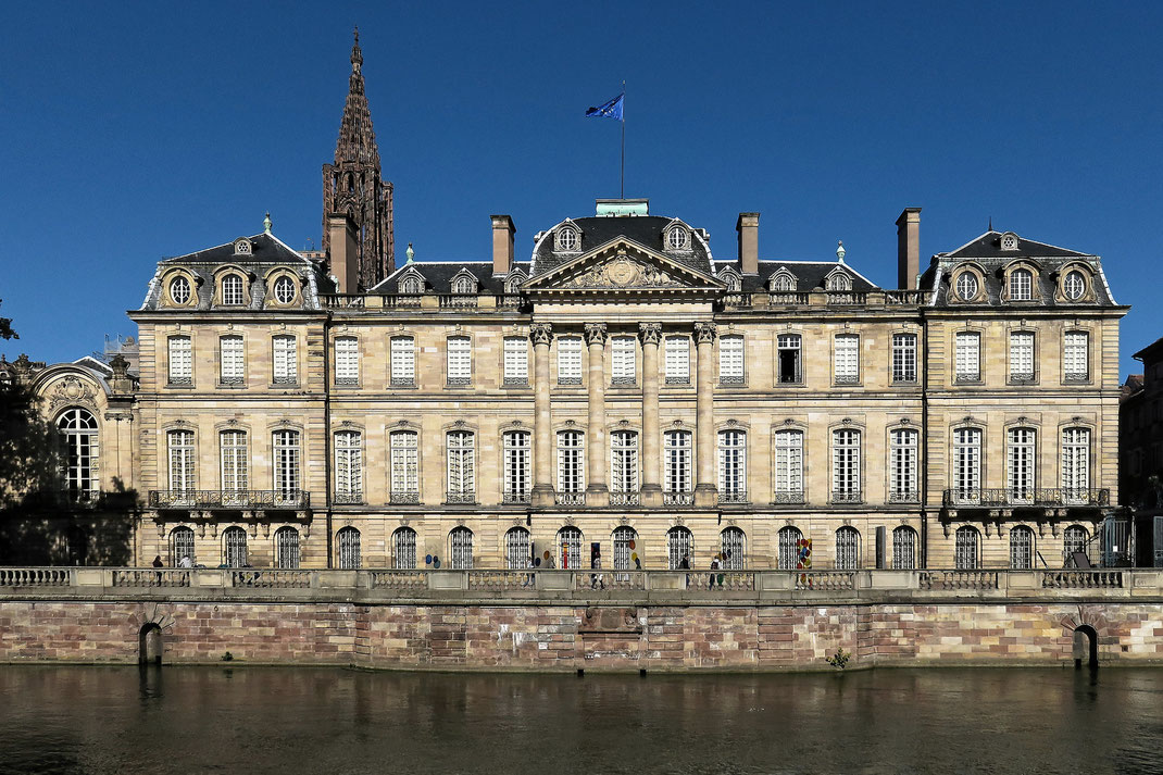Strassburg - Palais Rohan