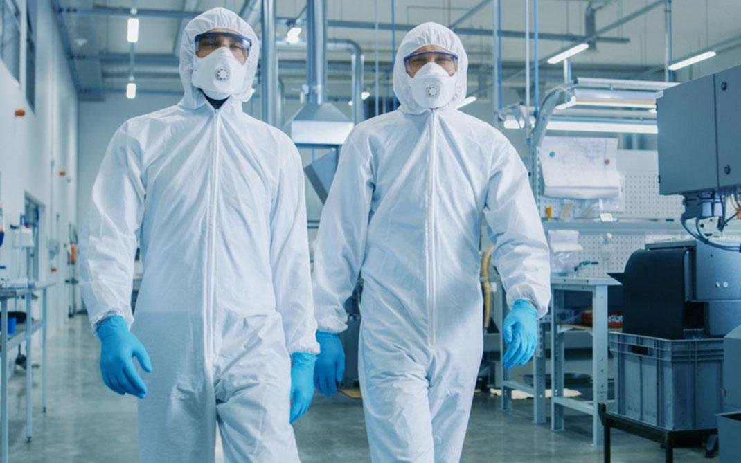 Plan de Higiene industrial en Monterrey
