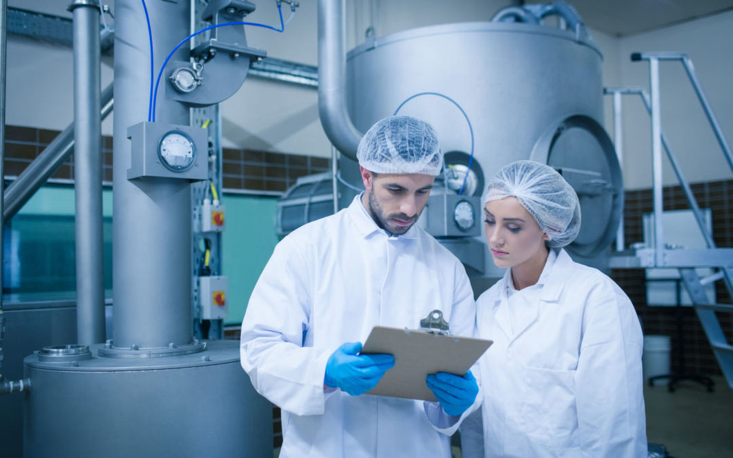 Medidas de Higiene industrial en Monterrey
