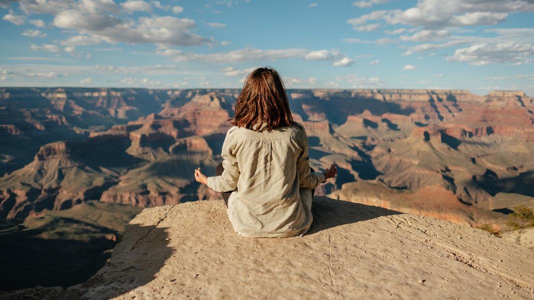 Meditation bei RLS