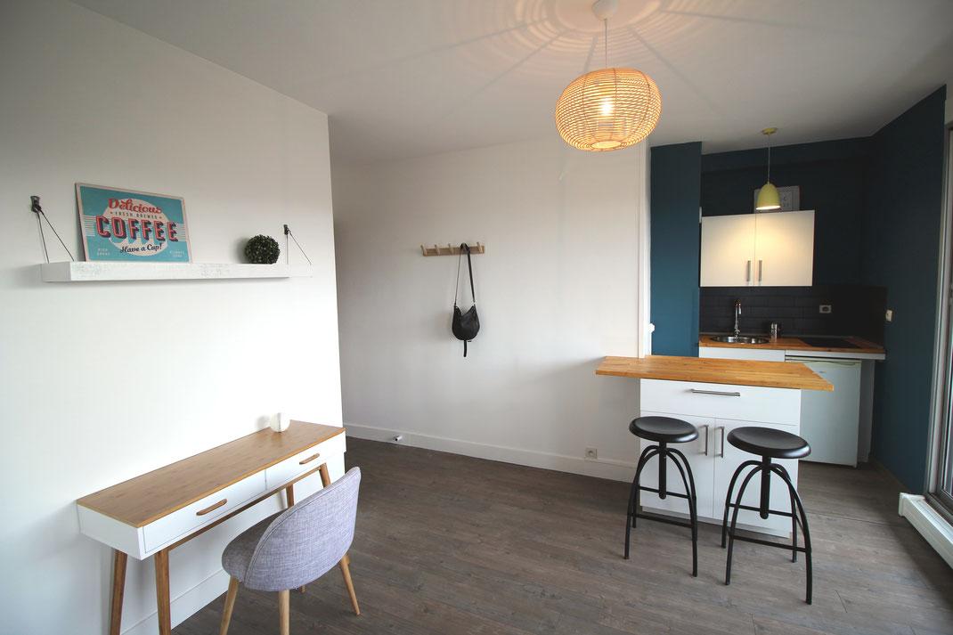 Studio Airbnb - Ma Jolie Maison, architecture d\'intérieur ...