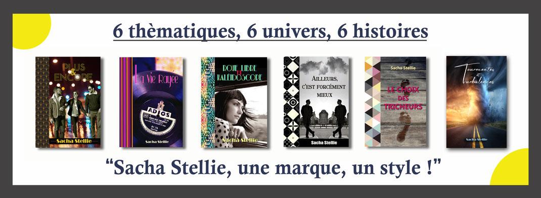 sacha stellie, feel good book, book, lire, roman, tranche de vie, roman fleuve, roman chorale, livre promo, psychologie, synesthesie, resilience, lgbt,