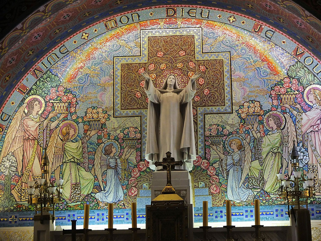 Sainte Thérèse Basilique de Lisieux