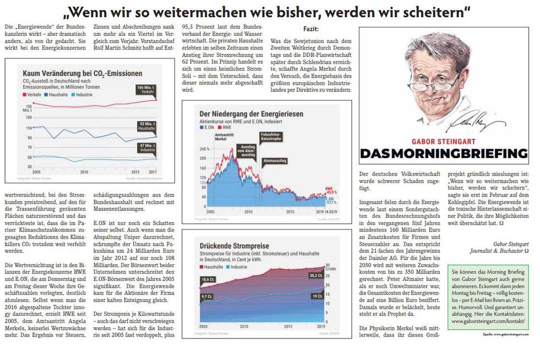 Eifelzeitung Ausgabe Daun 27.03.2019