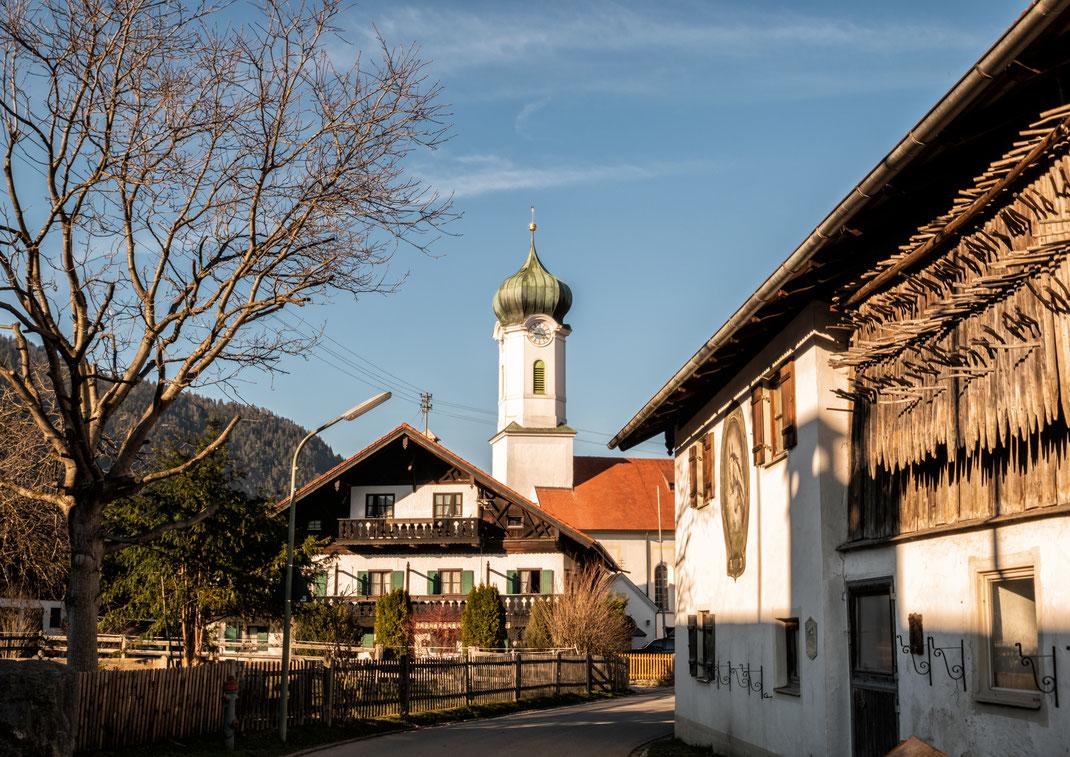 Farchant, Garmisch-Partnekirchen, Zugspitz Region
