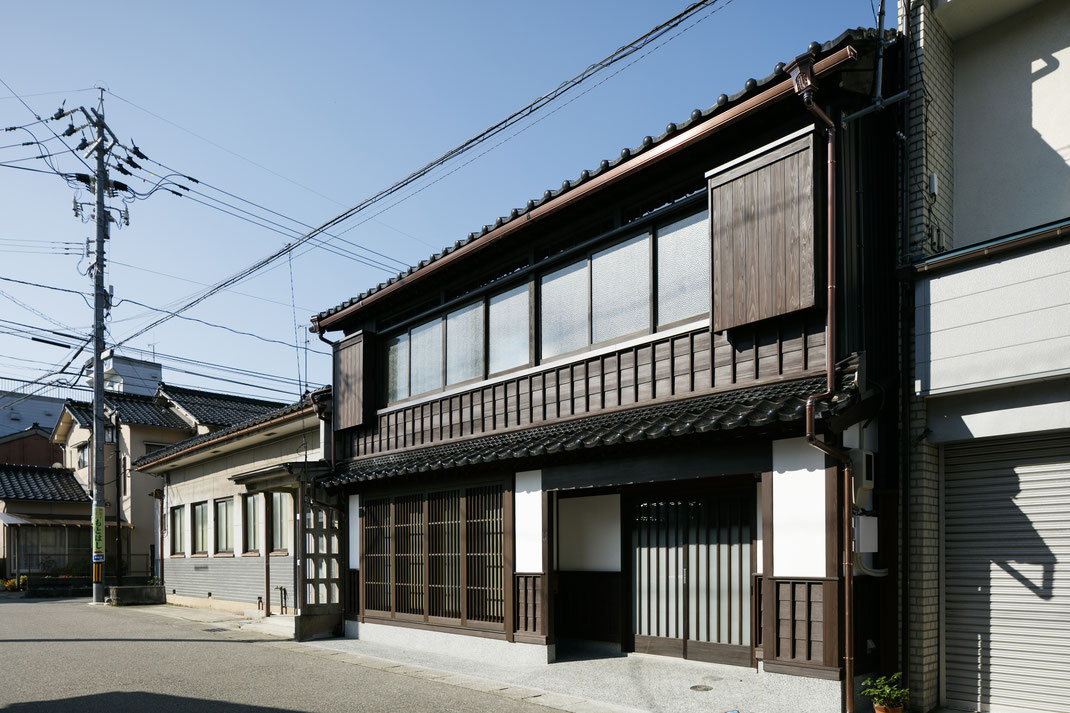 【注文住宅】古民家改修(リノベーション) 鍜冶町の家