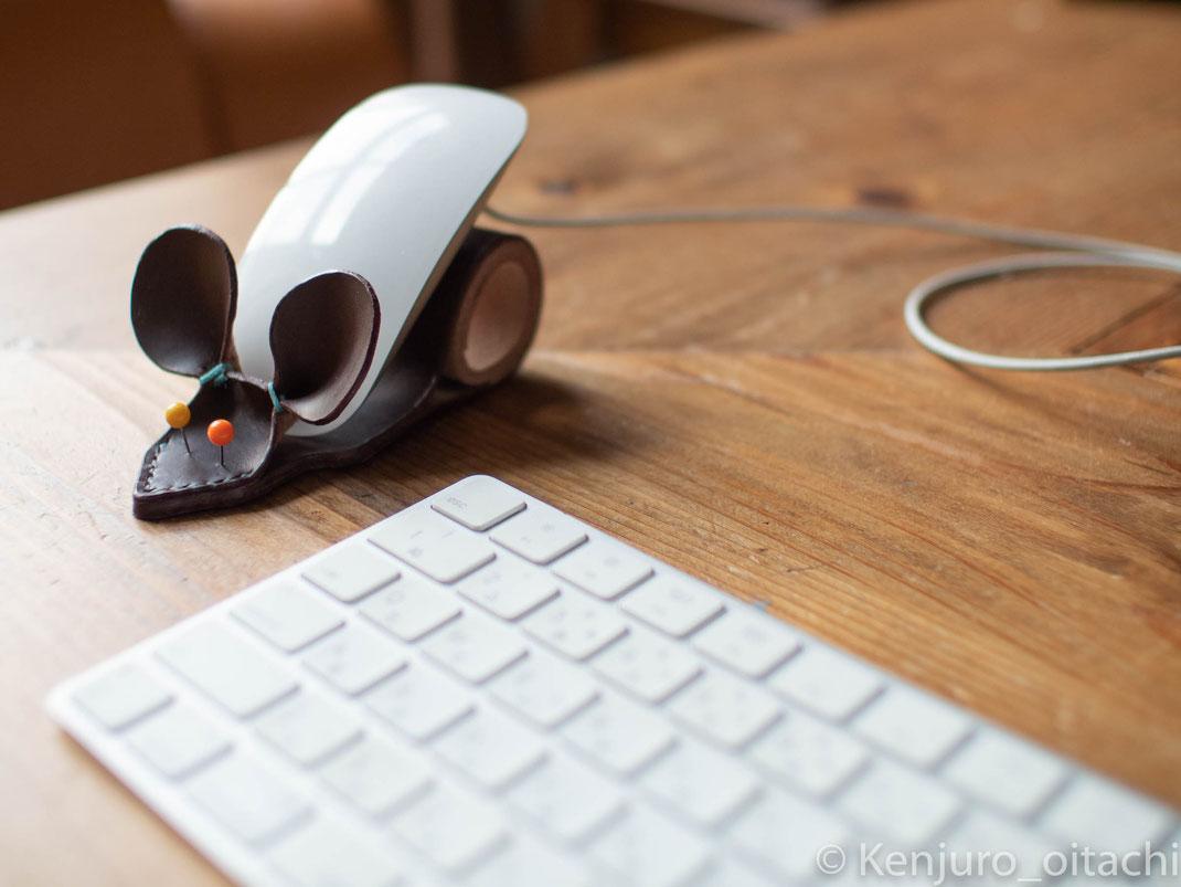 マウススタンド・マウス 大鼬鼠拳銃郎