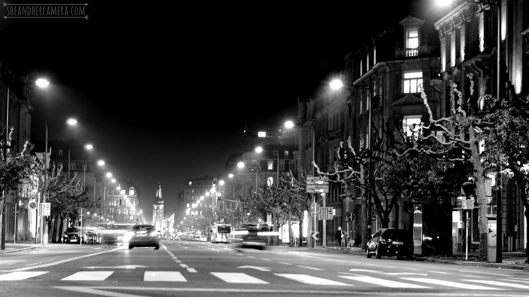 Colorless Night