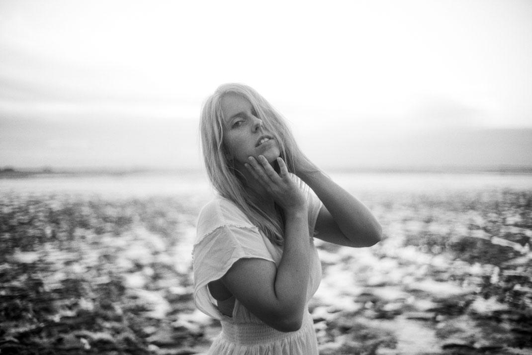 Fotoshooting an der Nordsee Dangast