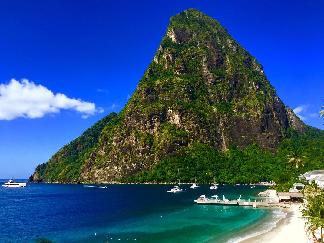 St Lucia, West Caribbean