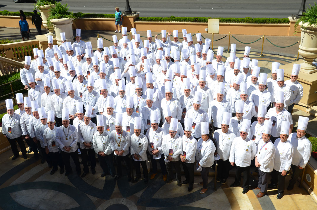 Maitre cuisiner de France, cooks, best Chef