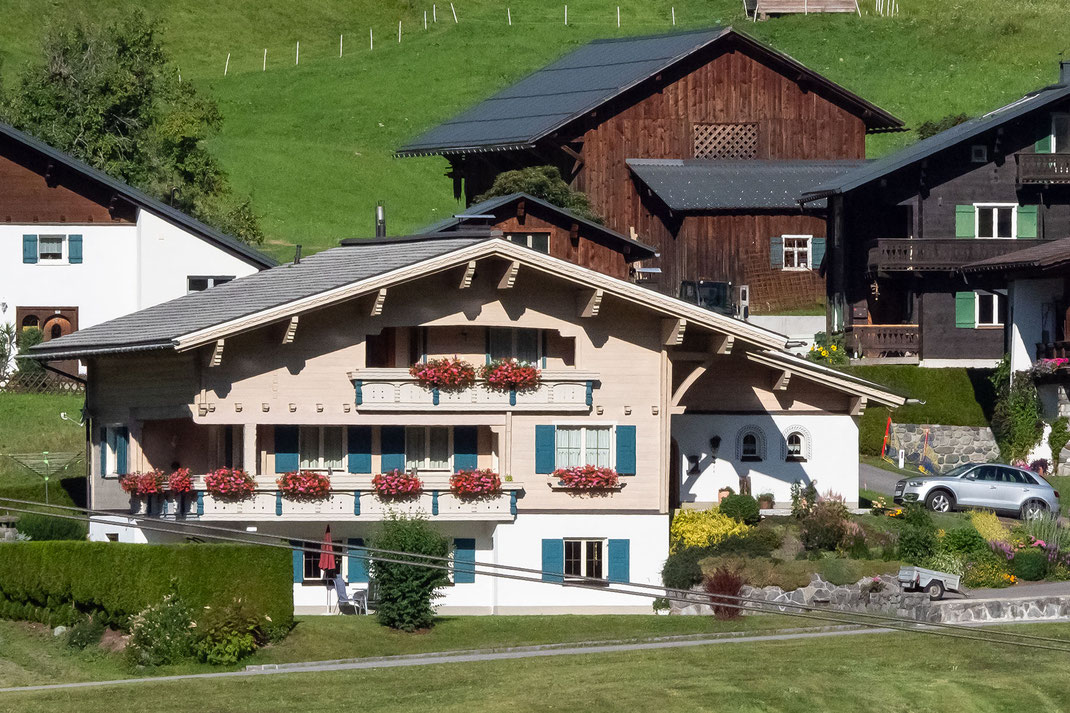 Appartments Monika - Im Herzen des Montafons