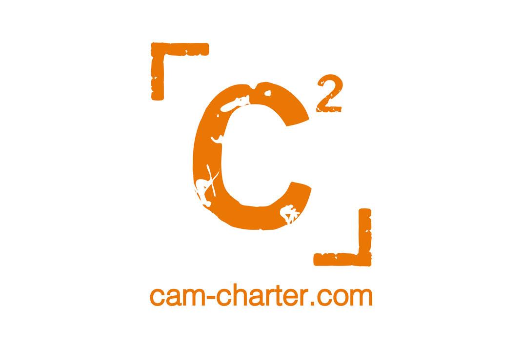 Grafikdesign Rostock - Referenz Logogestaltung Cam Charter ...
