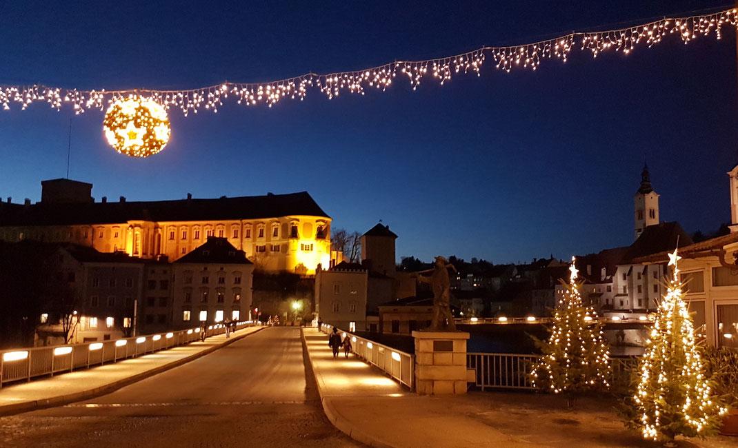 Weihnachtsausstellung im Schloss Lamberg 2019