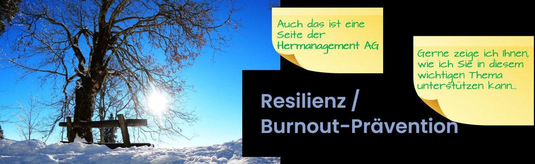 Burnout-Prävention durch Stress-Resilienz - Trail-Xperience.ch