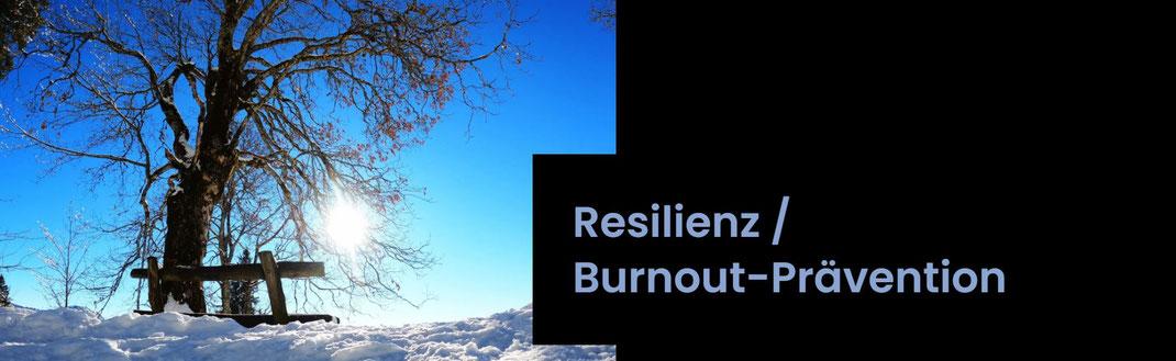 Burnout-Prävention durch Stress-Resilienz