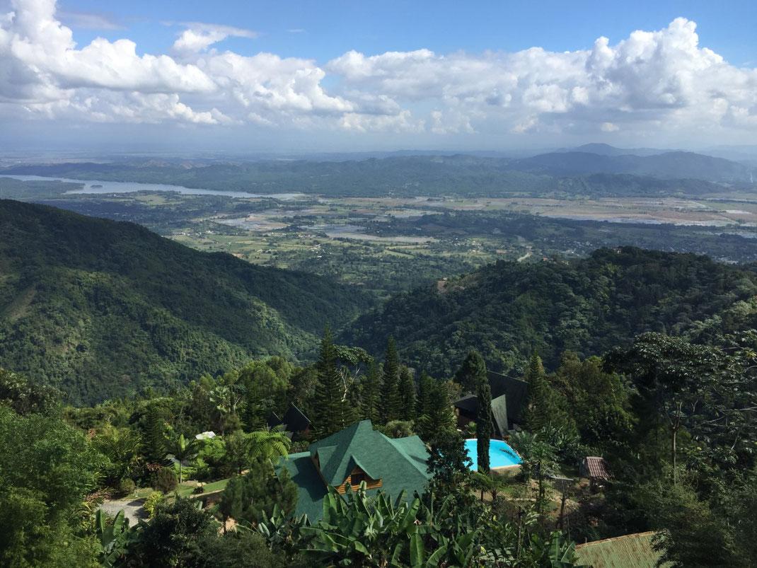 Dom Rep, Dominikanische Republik, Berge, Gebirge,