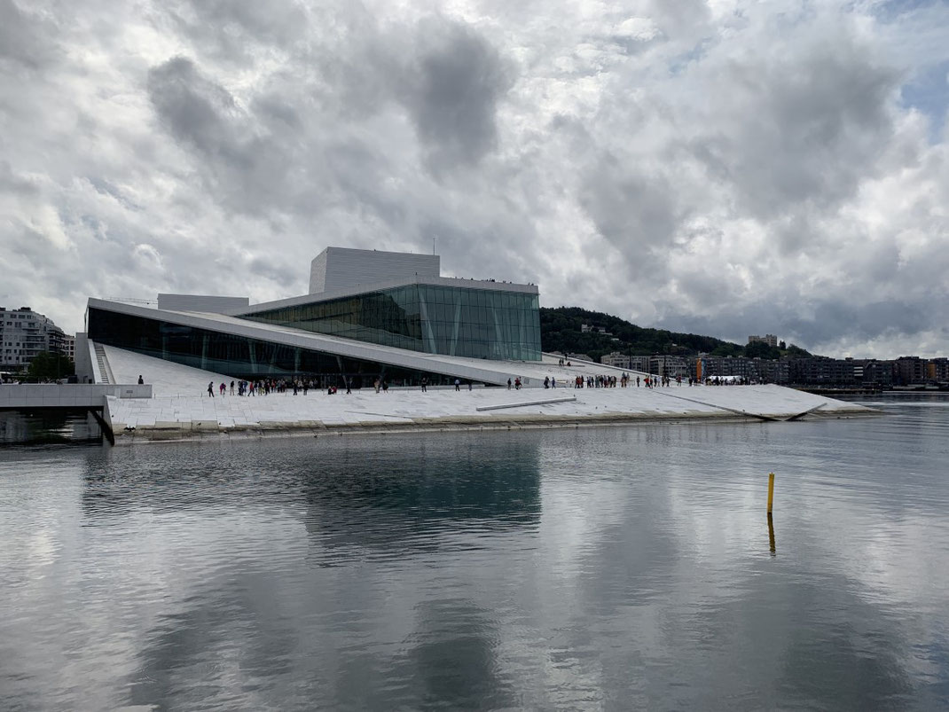 Norwegen, Oslo Oper, Opernhaus