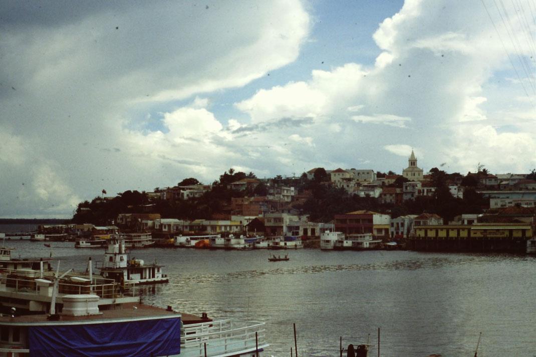 Brasil, Brasilien, Manaus, Hafen, Zentrum