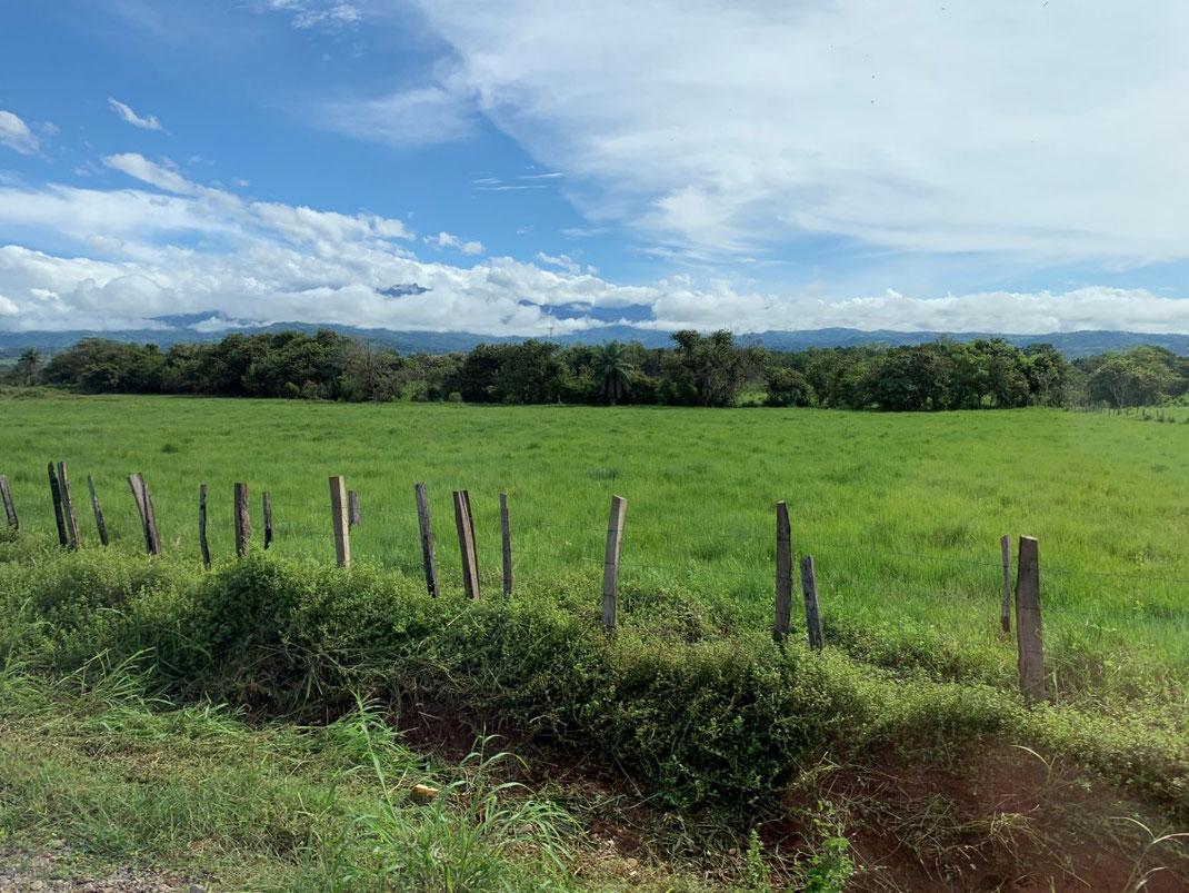 Panama, Gebirge, Landschaft