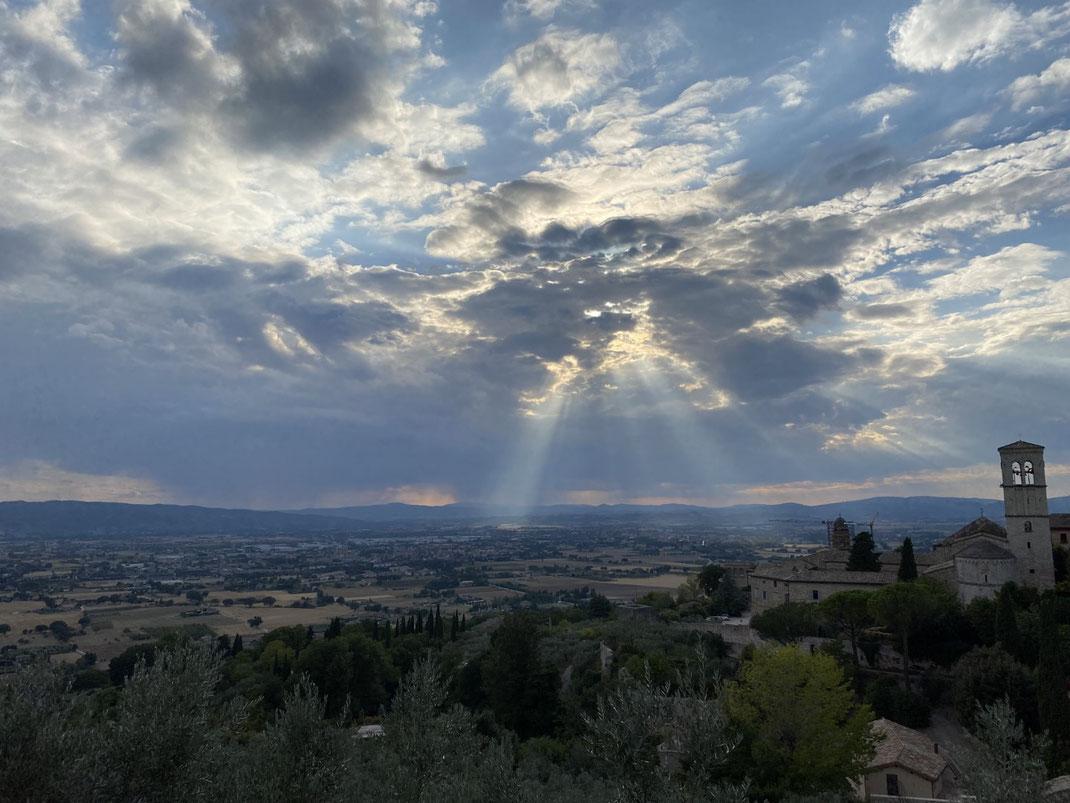 Assisi, Perugia, Umbrien