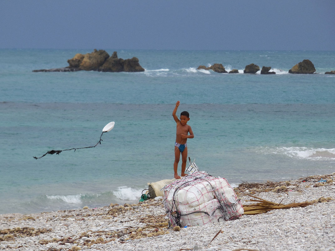 Dom Rep, Dominikanische Republik, Playa el Quemaito bei Barahona